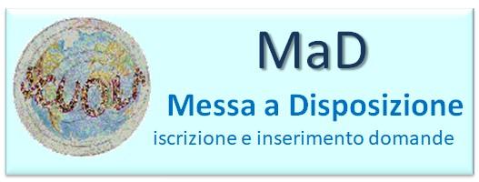 logo MaD - Messa a Disposizione